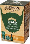 Clubman Beard 3 In 1 Trio 178ml