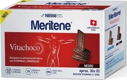 Nestle Meritene Vitachoco Dark 150gr Σοκολάτα