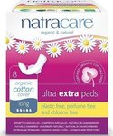 Natracare Ultra Extra Pads Long 8τμχ