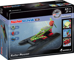 Fischer Technik Solar Power