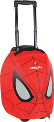 Littlelife Spiderman Suitcase L11090