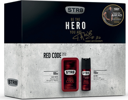 STR8 Red Code Limited Edition Giannis Antetokounmpo