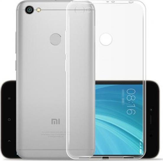 Back Cover Σιλικόνης Διάφανο (Xiaomi Redmi Note 5a Prime) 670013ecc14