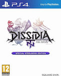 Final Fantasy NT Dissidia (Steelbook Brawler Edition) PS4