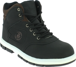 IQ Shoes Norway Μαύρο B226980