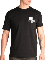 Bench T-Shirt Ανδρικό BK11179/Black Beauty BLMG000975 1680886