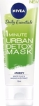 Nivea Essentials 1 Minute Urban Detox Mask 75ml