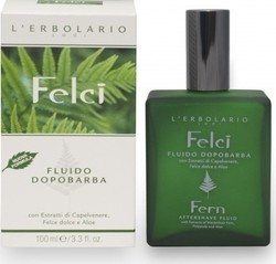 L' Erbolario Felci After Shave Fluid 100ml