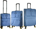 National Geographic N113HA Set x3 Blue