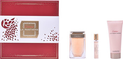 Cartier La Panthere Eau de Parfum 75ml, Body Lotion 100ml & Eau de Parfum 9ml