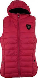 GEOGRAPHICAL NORWAY JACKET VEST VENEZIA WP613F ΦΟΥΞΙΑ