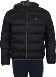 Champion Jacket PS GS 304586-KK001 Μαύρο