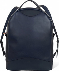 Atelier De L' Armee Voyager Pack All Leather Blue