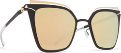 Mykita Kendall Champagne Gold / Ebony Brown 1508134