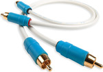 Chord Cable 2x RCA male - 2x RCA male 1m (C-Line Interconnect)