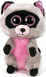 3834bfefd70 Προσθήκη στα αγαπημένα menu Ty Beanie Boos - Rocco the Raccoon 15cm
