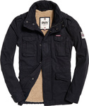 Superdry Rookie Heavy Weather Field Jacket Midnight