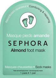 Sephora Collection Almond Foot Mask 1τμχ