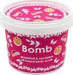Bomb Cosmetics Grapefruit & Nectarine Body Scrub 365ml
