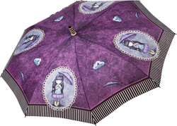 Ομπρέλα Santoro Gorjuss «UNDER MY UMBRELLA» 76-0019ΝΜ