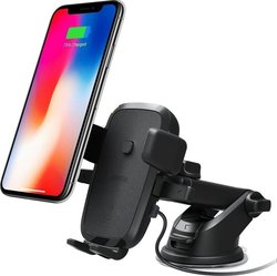 iOttie Easy One Touch Wireless Fast Charging Dash & Windshield Mount