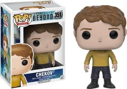 Pop! Movies :Star Trek Beyond Chekov 351