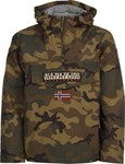 Napapijri Rainforest Winter Camo N0YHMCF84