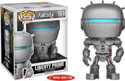Pop! Games Fallout 4 - Liberty Prime 167 (15cm)
