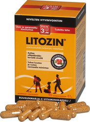 Litozin Rose Hip 2250mg 90 κάψουλες
