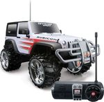 Maisto Tech Jeep Wrangler Rubicon 81098