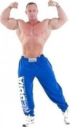 Nebbia 310 HardCore Fitness Sweatpants Blue