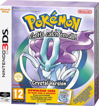 Pokemon Crystal Version 3DS