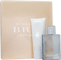 Burberry Brit Splash Eau de Toilette 50ml & Shower Gel 75ml