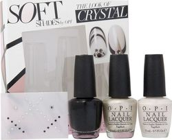 OPI Soft Shades The Look Of Crystal Set
