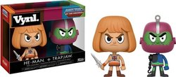 Vynl Television: Masters of the Universe - He-Man & Trap Jaw