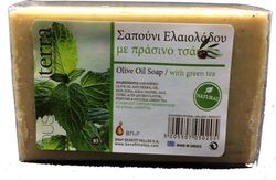 BNeF Olive Oil Soap With Green Tea 85gr