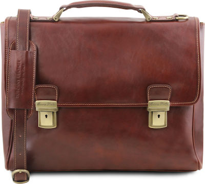 Tuscany Leather Trieste TL141662 Brown