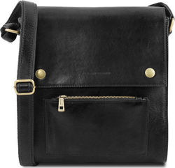Leather Touch Oliver TL141656 Black