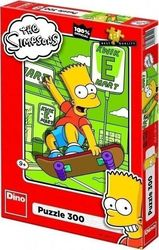 The Simpsons Skate 300pcs (47111) Dino