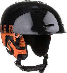 Quiksilver Fusion Helmet Ketchup Red
