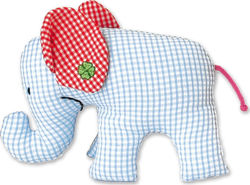 Kathe Kruse Mini Elephant Σιέλ