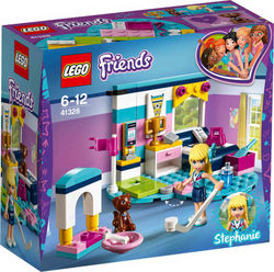 Lego Friends: Stephanie's Bedroom 41328