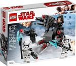 Lego Star Wars: Last Jedi First Order Specialists Battle Pack 75197