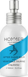 Hommer After Shave Balm With Vegetable Taurine 100ml