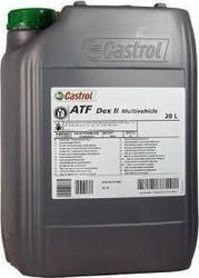 Castrol ATF DEX II Multivehicle 20lt