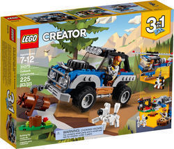 Lego Creator: Outback Adventures 31075