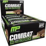 Musclepharm Combat Crunch Bars 12 x 63gr Cinnamon Crunch