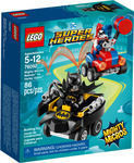 Lego Super Heroes: Batman vs Harley Quinn 76092