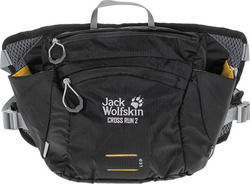 Jack Wolfskin Cross Run 2 Belt Bag 2002394-6000 Black