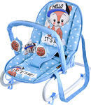 Lorelli Bertoni Top Relax - Blue Baby Fox
